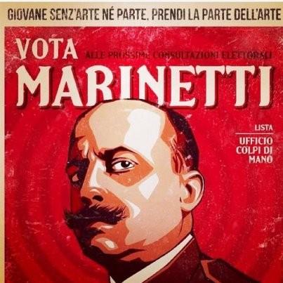 G.B Guerri: l'aeroromanzo softerotico di Filippo Tommaso Marinetti da Venezia