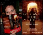 Ferrara: Marcello Simoni, premio Bancarella 2012, all'Ariostea *con Rita Montanari